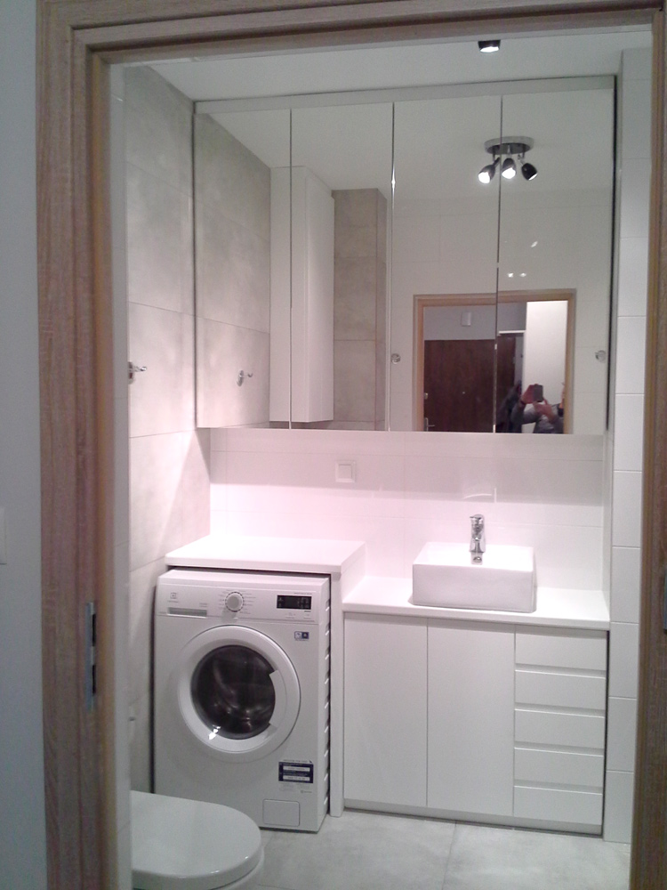 Meble łazienkowe łazienki Na Wymiar Rzeszów Asmeble